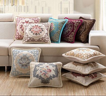 декоративные наволочки, гобеленовые наволочки, наволочки на подушки
